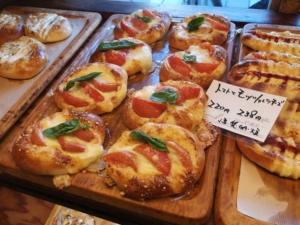 シャトードール_トマトとモッツァレラチーズ